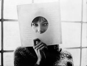 Anna Karina in Le petit soldat, 1960