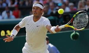 Rafael Nadal will face Jo-Wilfried Tsonga in the third round at Wimbledon.