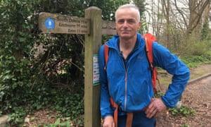 British-based mountaineer Martin Moran