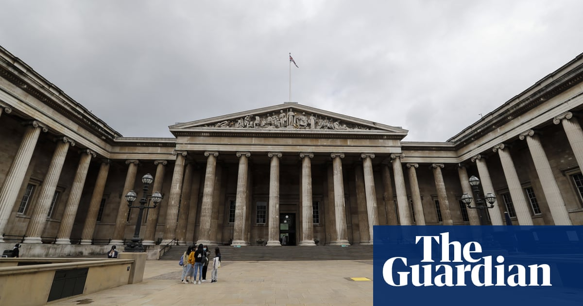 Climate activists protest against BP sponsorship at British Museum