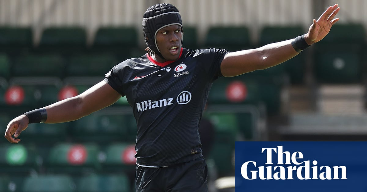 Maro Itoje focused on Saracens and Champions Cup but eyes overseas move