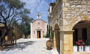 Agreco is a replica of 17th-century farm