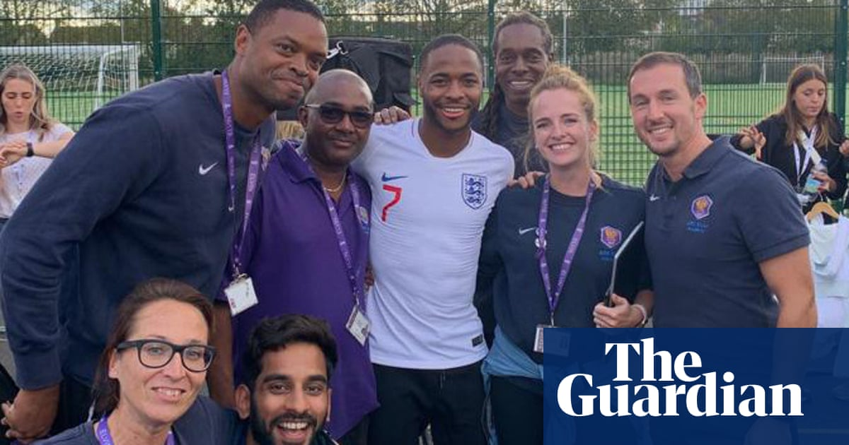 'I'm so proud of Raheem': Sterling's old coach elated by England success