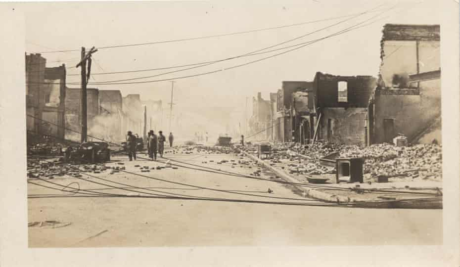 More than 300 Black residents had died by the time the violence subsided on 1 June 1921.