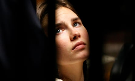 The story of Amanda Knox, convicted of killing her flatmate in 2007 in Perugia, is used to explain that that weird behaviour is not reliable evidence of guilt.