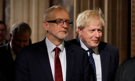 Jeremy Corbyn dismisses Queen's speech as a 'farce' – video
