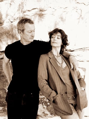 Rachel Ward and Bryan Brown 2006