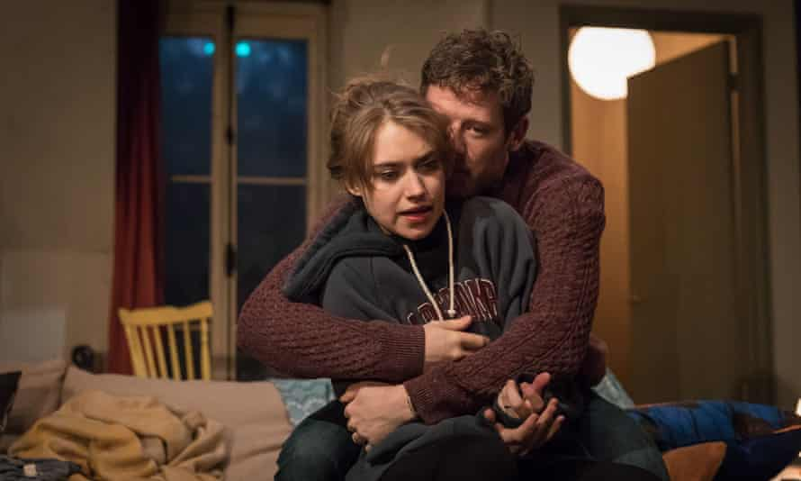 Imogen Poots and James Norton in Belleville at the Donmar Warehouse, director Michael Longhurst.