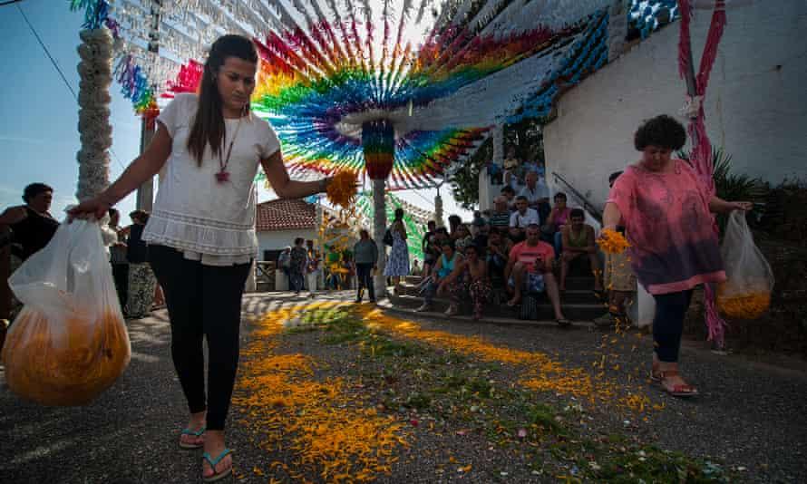 Festas Do Pereiro De Mação, Portugal