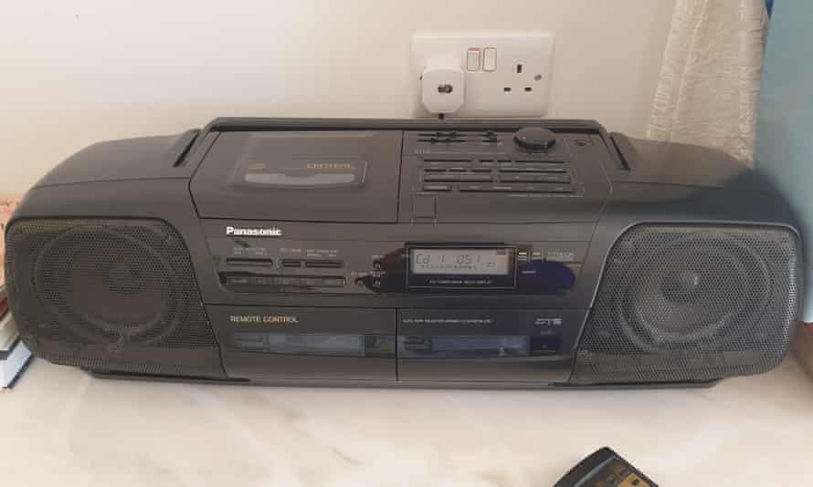 Galatia CD player.