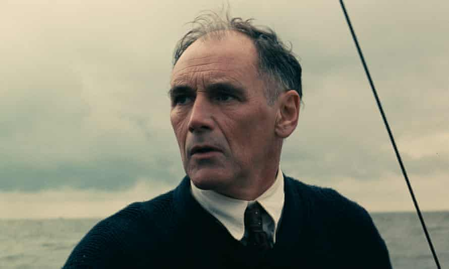 Mark Rylance in a still image from the Christopher Nolan-directed film Dunkirk.