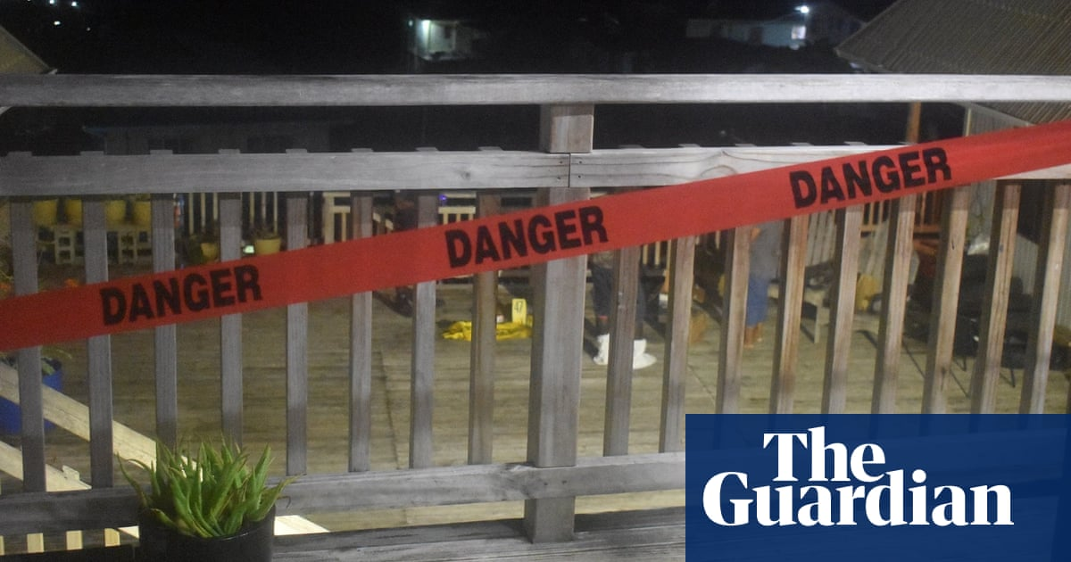 Australian and Briton killed by bomb blast in Solomon Islands - the guardian