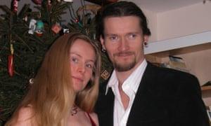 Kate Wilson and Mark Kennedy, aka Mark Stone.