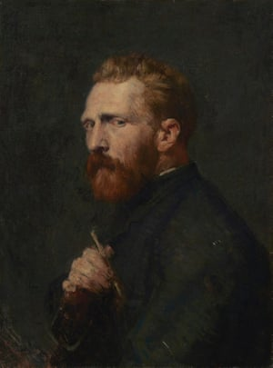 Vincent van Gogh (1886), by John Russell