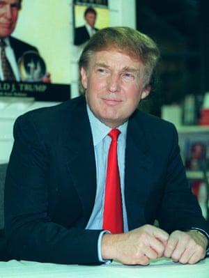 America's CEO … Trump in 1997.