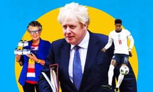 Guardian Morning Briefing UK newsletter: Prue Leith, Boris Johnson, Marcus Rashford