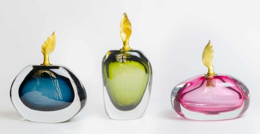 Oceano 2019, made from hand-blown Murano glass.