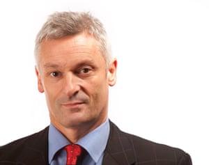 Nick Petford, vice-chancellor at the University of Northampton