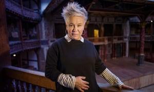 Emma Rice, the Artistic Director of the Globe Theatre