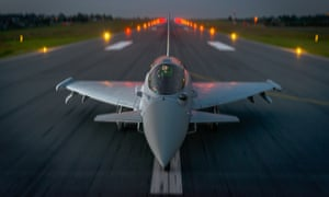 Typhoon plane