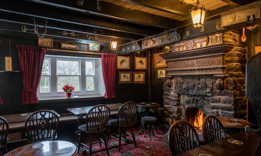 The Fox and Hounds in Ainthorpe near Danby, Yorkshire