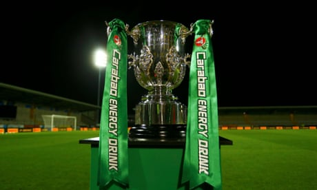 Burton Albion v Manchester City: Carabao Cup semi-final second leg – live!