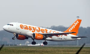 EasyJet shares take off ahead of results