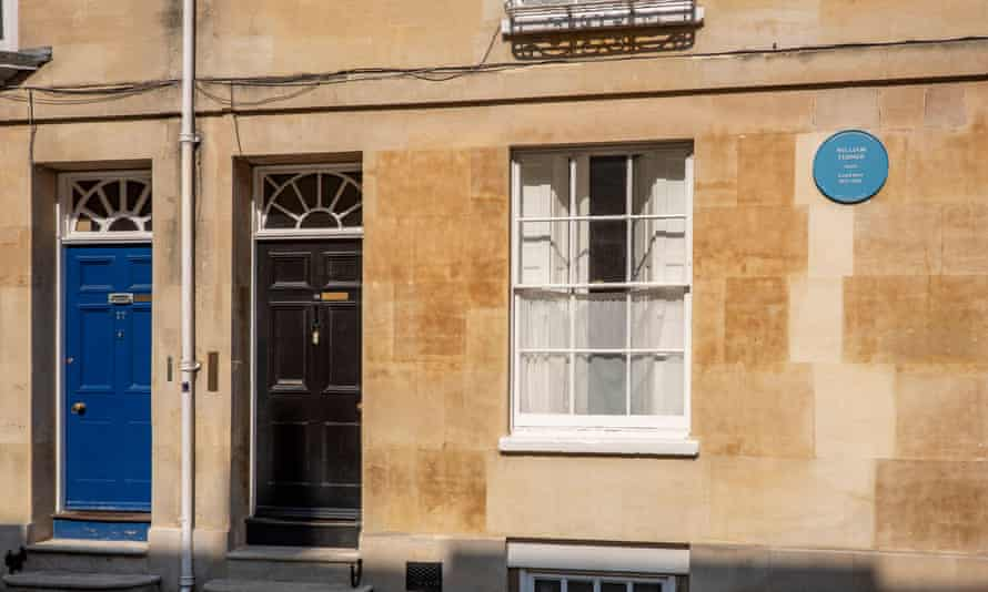 A house in Oxford once occupied by artist William Turner.