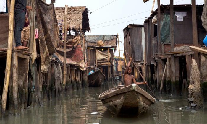 Inside Makoko: danger and ingenuity in the world's biggest floating slum    Cities   The Guardian