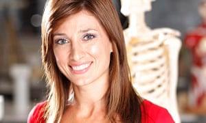Catalyst presenter Maryanne Demasi