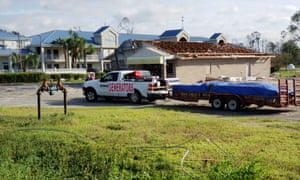 Marianna, Florida, post-Hurricane Michael