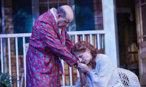 David Horovitch as Joe and Penny Downie as Kate.