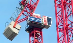 A Carillion crane.