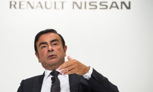 Carlos Ghosn, the head of the European Automobile Manufacturers' Association