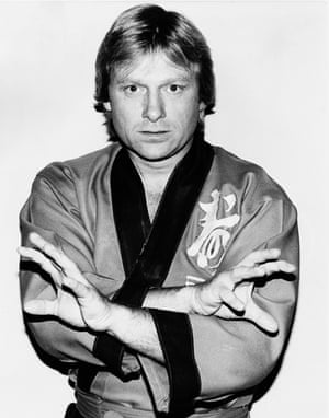 """Having a persona was the lifeblood of a wrestler. It would mark you out in a profession full of larger-than life-characters. At a time when Kung-Fu was all the rage for school children in the UK, """"Kung Fu"""" Eddie Hamill made this particular niche his own"""