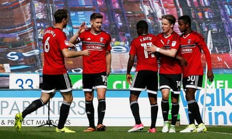 Stefan Johansen's double caps stunning Fulham win at Huddersfield