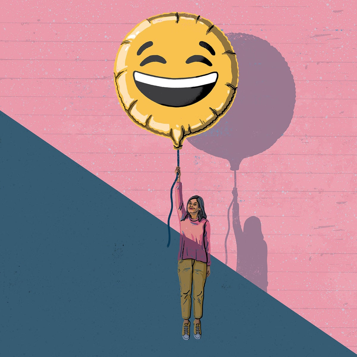 You've got to laugh: why a sense of humour helps in dark times | Comedy |  The Guardian