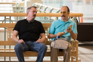 Vince Gilligan and Bob Odenkirk