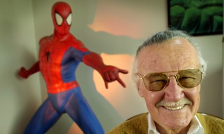 Stan Lee: auteur of the superhero world and perhaps last