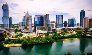 Huge construction projects in downtown Austin are changing the city's skyline