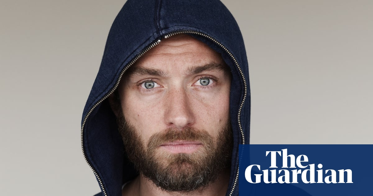 Jude Law: 'I remember being told not to get above myself. Such appalling British advice'