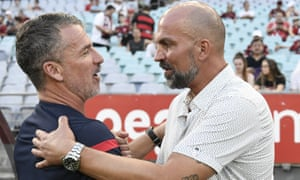 Babbel fish: Adelaide United have a rich history of integrating foreign coaches, such as Marco Kurz, into the A-League but something has been lost in translation for Markus Babbel at the Wanderers.