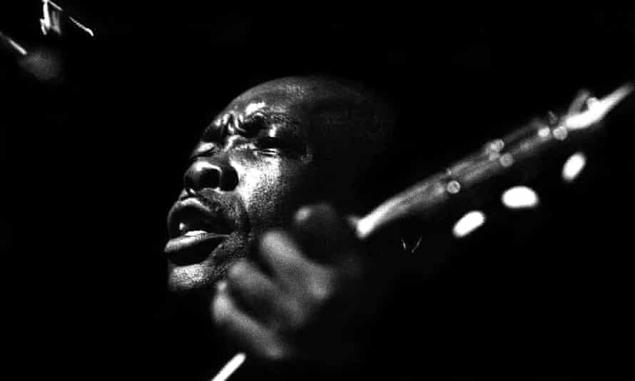 John Lee Hooker … 'he honed the blues into something new'