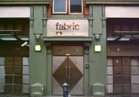 Fabric, London club