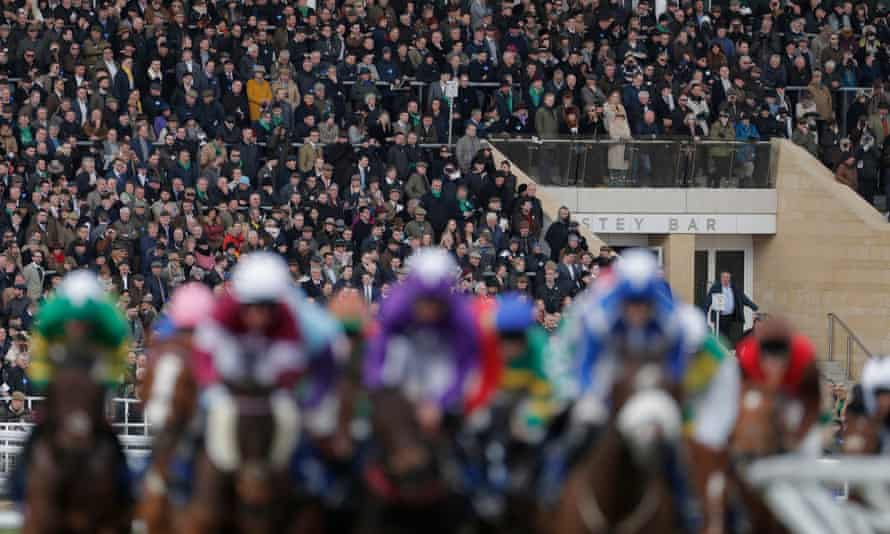 The Cheltenham Festival has been well attended thus far and Friday's Gold Cup promises a big crowd but the 2019 record attendance of 71,849 is unlikely to be threatened.