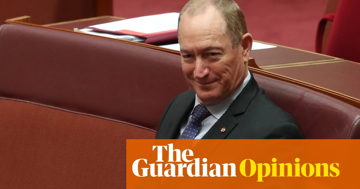Fraser Anning and Bob Katter's anti-Muslim cry is about comfort, not