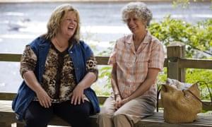 Susan Sarandon and Melissa McCarthy in Tammy