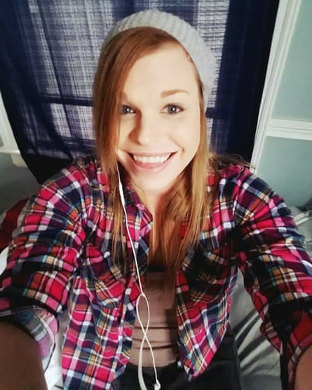 Cassie is currently in recovery from opioid addiction.
