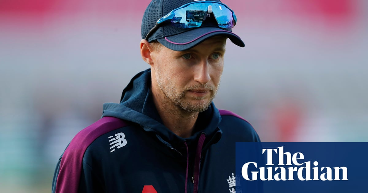 England's Joe Root – 'When you lose, it hurts. I have to take that on the chin'