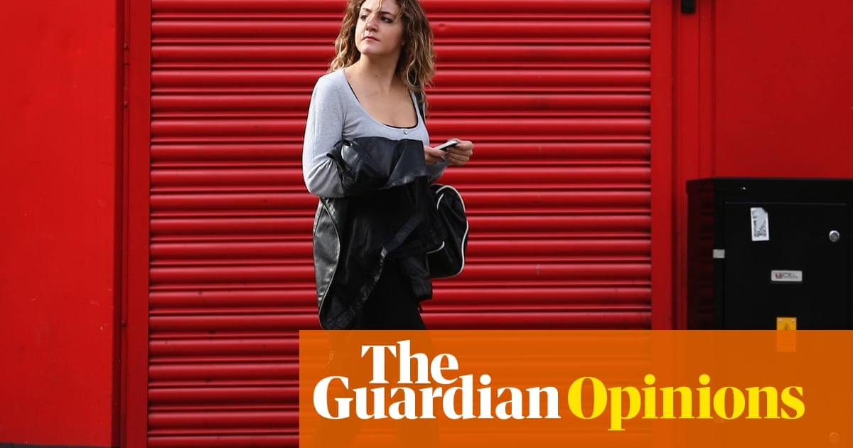 I'm tired of being kind to creepy men in order to stay safe | Daisy